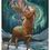 Thumbnail: Aurora Moose Print