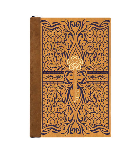 copy of Step 3: Customize 6x9 Enchanted Key Magnetic Journal