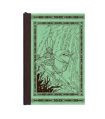 Step 3: Customize 4x6 Assassin Wren Magnetic Journal