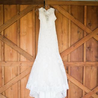 wedding brides dress