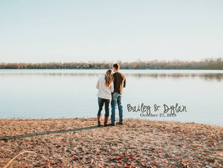 Wedding Spotlight - Bailey and Dylan