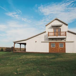 The Big White Barn