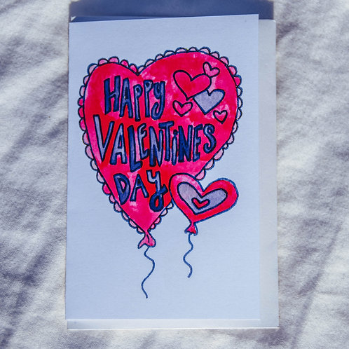Valentine's Mini-Card