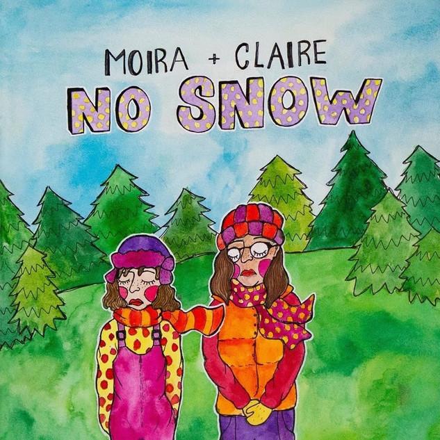 No Snow Album Cover