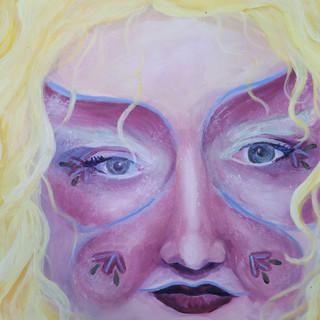 Self Portrait as Butterfly
