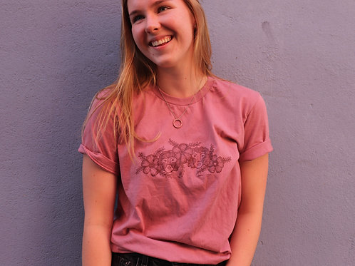 Flower Girls T-Shirt