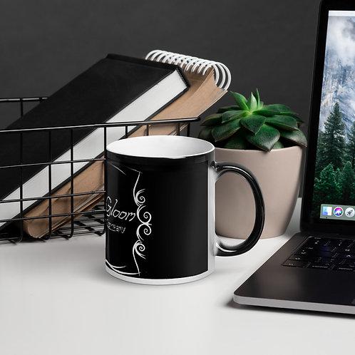 White Font - Doom & Gloom Official Logo - Magic Mug