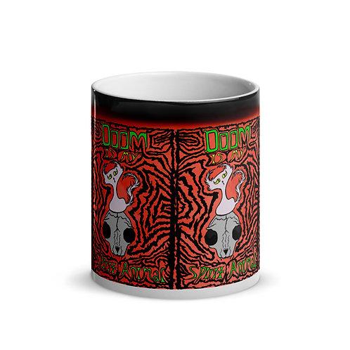 (Red Coral) Doom is my Spirit Animal - MAGIC Mug