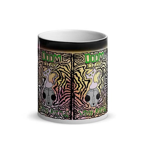 (Tie-Dye) Doom is my Spirit Animal - MAGIC Mug