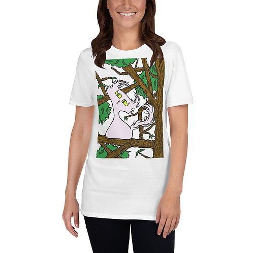 Doom in a Tree - Short-Sleeve Unisex T-Shirt