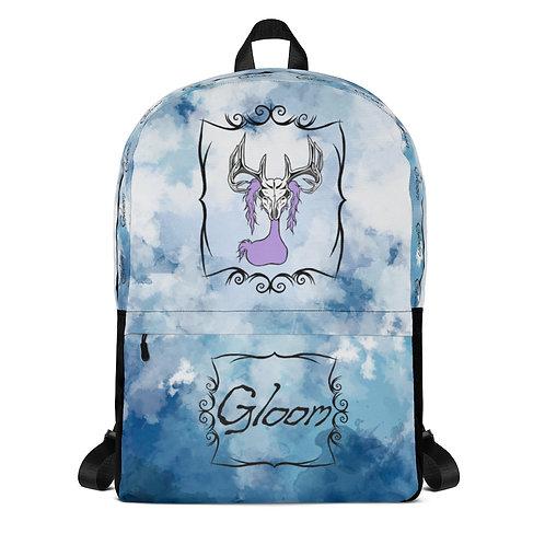 Deer Skull Gloom - Premium Backpack