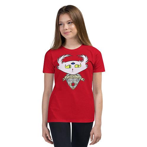 Ouija Planchette Doom - Youth Short Sleeve T-Shirt