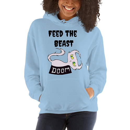 "Doom ""Feed the BEAST"" - Unisex Hoodie"