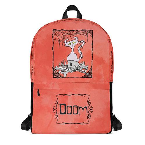 Bone Pile Doom - Premium Backpack