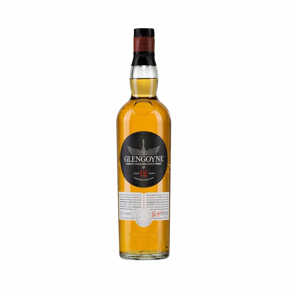 glen12yo bottle