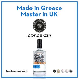 Made in Greece - Master in UK (Global Spirits Masters Award)