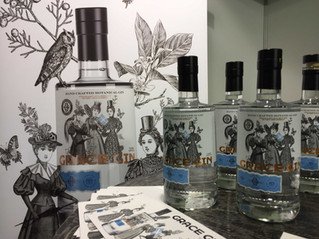 First Grace Gin appearance in Detrop 2017