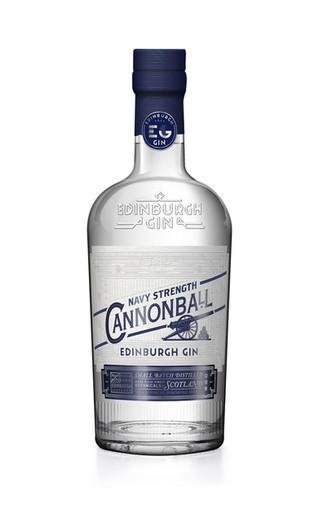 Γνωρίστε το Cannonball Edinburgh Gin
