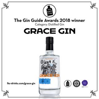 Gin Guide Awards 2018. Category: Distilled Gin. Winner: Grace Gin
