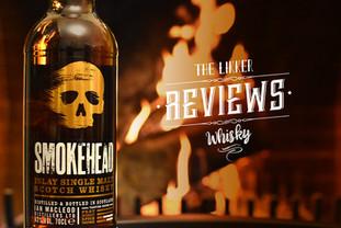 Smokehead Islay Single Malt Scotch Whisky Review