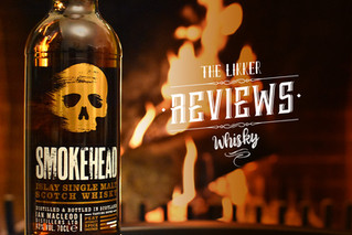 Smokehead Islay Single Malt Scotch Whisky Review