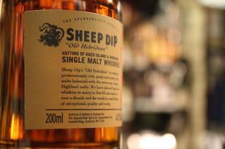 Γνωρίστε το Sheep Dip Islay Malt Whisky