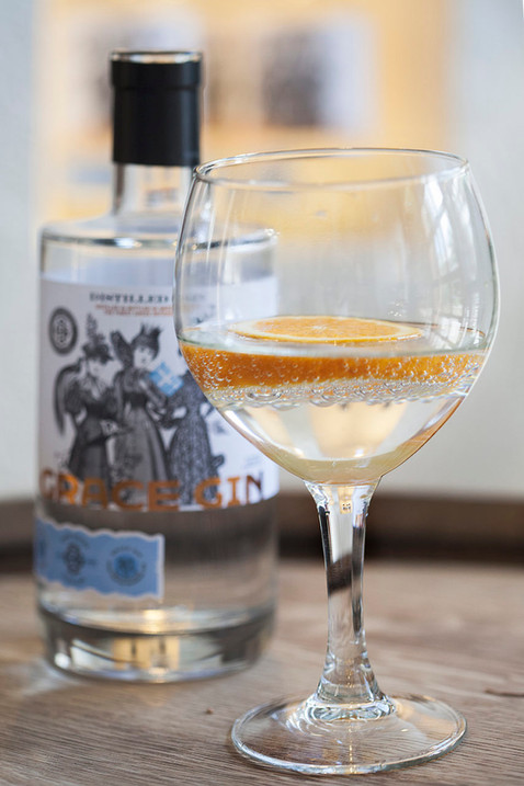 Grace Gin: The greek gin with herbs, made by 3 women!