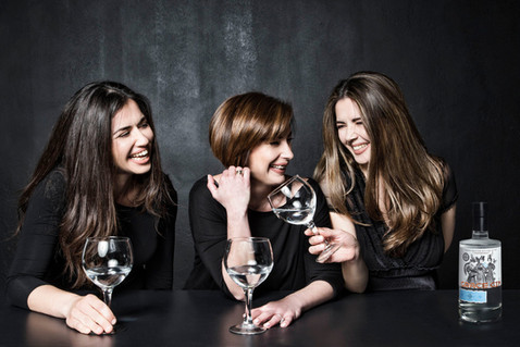 Grace Gin: An awarded greek gin, created by three women
