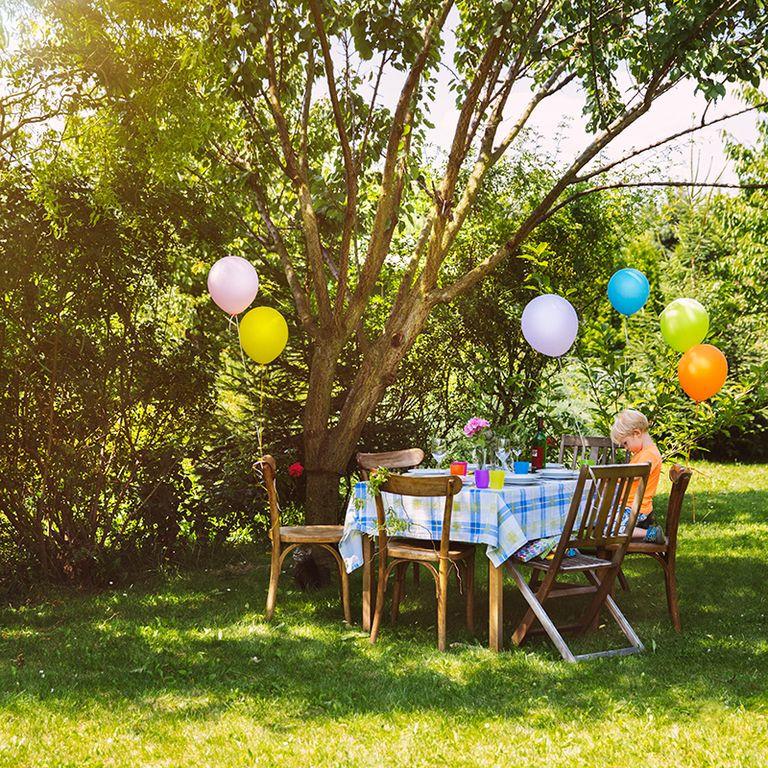 'Pimms O' Clock' - Vicar's Garden Party