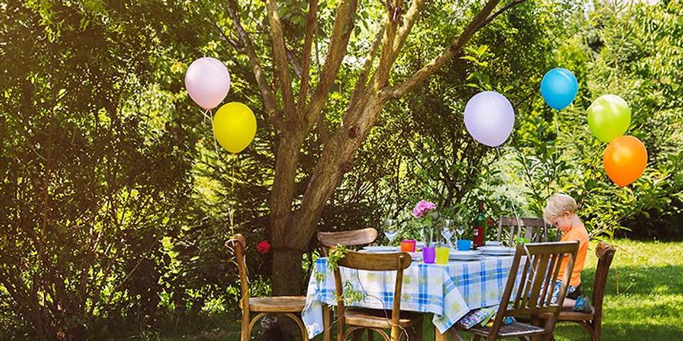 'Pimms O' Clock' - Vicar and Churchwardens' Garden Party