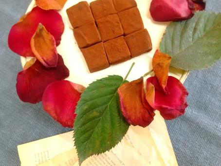 CACAO bromaの生チョコレートをバレンタイン期間限定で販売中!