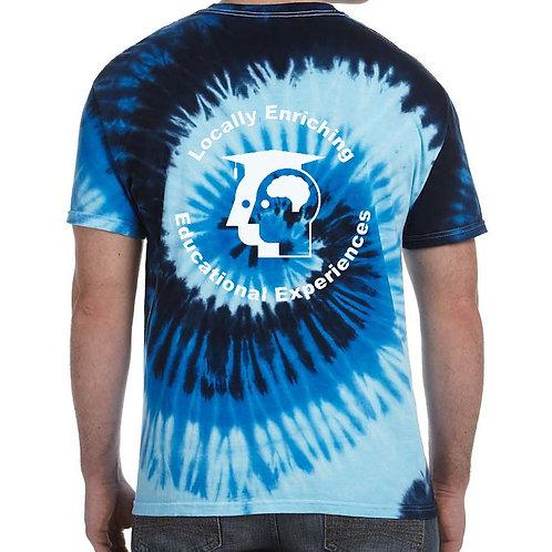 Shade of Blue Tye-Dye