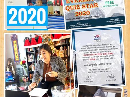 अमेरिकामा पहिलो Everest Quiz Star 2020 प्रतियोगिता सम्पन्न