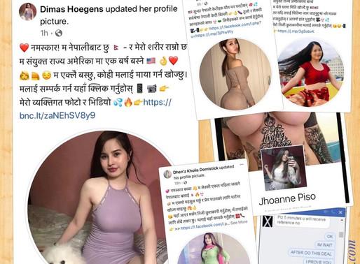 नक्कली नेपाली सुन्दरीसंग साबधान: साईबरसेक्स, सेक्सटिंग र भिडियो च्याटमा नांगिदा फँस्नु होला है !