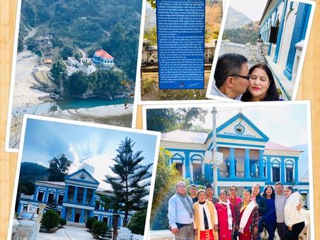 सय पर्यटकीय गन्तव्य (नेपाल) यात्रा-२: प्रेमको चिनो 'रानी महल' (पाल्पा) को भ्रमण गर्ने हैन?