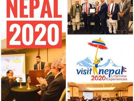 VisitNepal2020 Campaign officially launched in New York