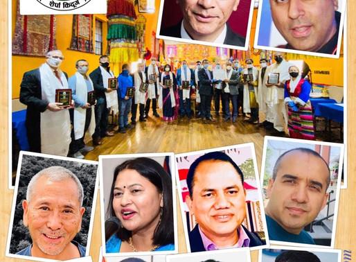 न्यू योर्कमा COVID-19 Champions Award द्वारा सामाजिक अभियन्ताहरू सम्मानित