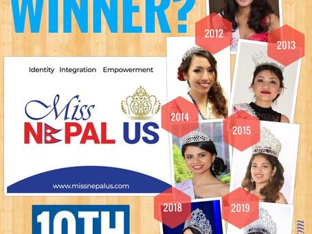 मिस नेपाल अमेरिका २०२१ (Miss Nepal US) विजेता को बन्ला ?