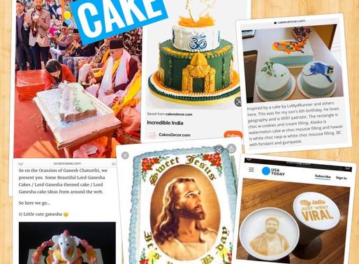 केकको कुरा (It's just a cake !)
