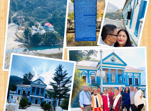 Nepal's Top 100 Tourist Destinations-2: Lover's paradise Rani Mahal (Palpa), a must see heritage
