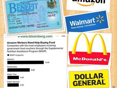 अमेरिकी बैभवता र आर्थिक असमानताको कुरा