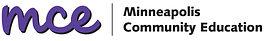 MCE Minneapolis Community Education Logo