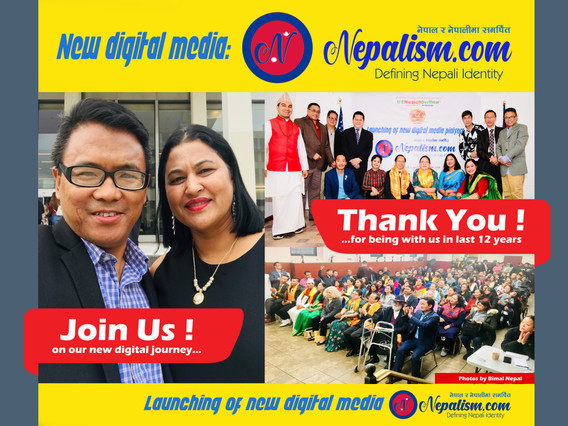 A Note from the Editor: Join Us on our next digital journey & Thank you for being with us