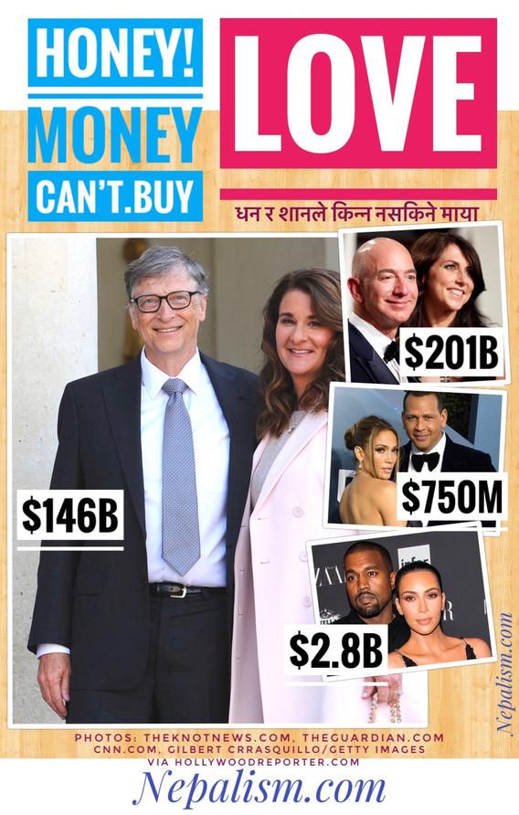 Honey! Money Can't Buy Love l प्रिय, धन र शानले माया किन्न सकिंदैन