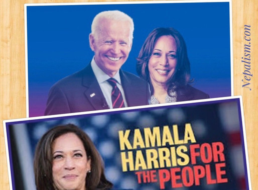 Immigrant parents' daughter Kamala Harris chosen as Democratic U.S. Vice Presidential candidate