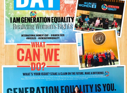 International Women's Day observed with the theme 'I am Generation Equality', what can we do?