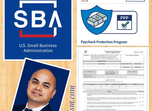अमेरिकाको साना व्यावसाय (small business) हरूको लागि छुट्याईएको $३४९ बिलियन राहत कसरी प्राप्त गर्ने?