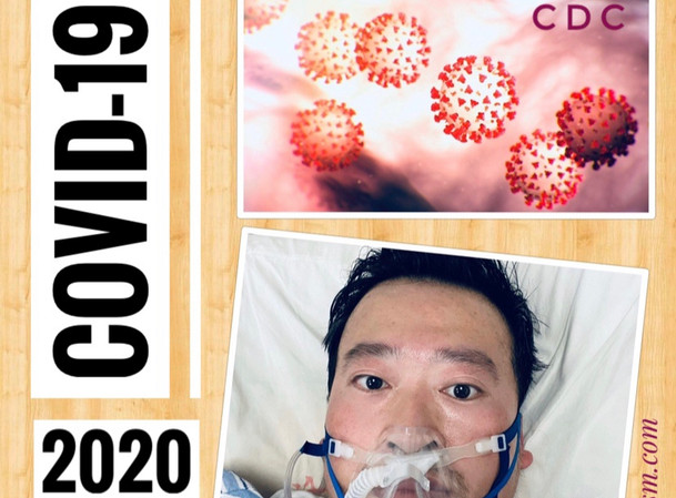 Coronavirus (COVID-19) Timeline 2020 (कोरोनाभाईरस समयतालिका)