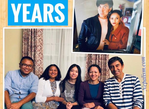 यो जोडीलाई संगै फेरी भेट्दा...२० वर्ष पछि!