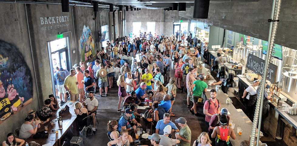 Sloss Fest 2018 Crowd